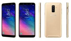 Galaxy A6+ (2018), Seperti Galaxy J Gaya Premium
