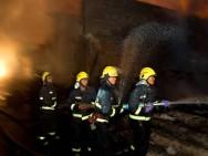 Penyulut Kebakaran Tempat Karaoke Tiongkok Ditangkap