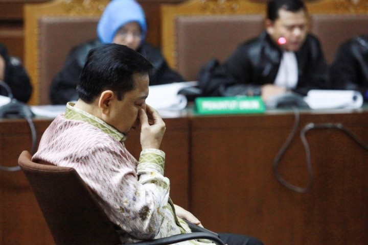 Hakim Tolak Permintaan Buka Blokir Rekening Novanto