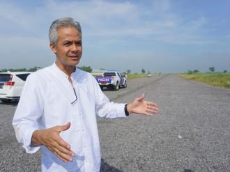 Bandara Ngloram, Infrastruktur Transportasi Udara Ketiga Era