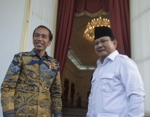 Romy: Jokowi Bakal Blak-Blakan terkait Peluang Duet dengan Prabowo