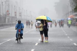 Hujan Diprediksi Guyur Ibu Kota di Siang Hari