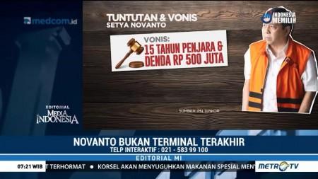 Novanto Bukan Terminal Terakhir