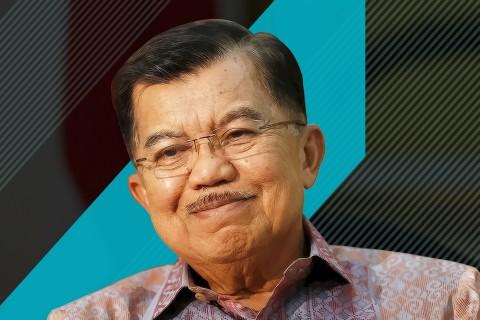 Jusuf Kalla: Di Sini Tenaga Kerja Asing Cuma Puluhan Ribu Ribut