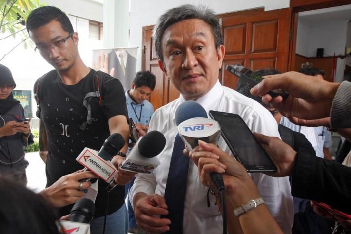 Kuasa Hukum Tegaskan tak Ada Saksi yang Menyebut Novanto Terima Uang KTP-el