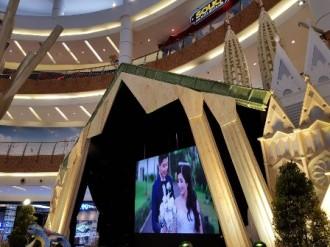 Ada Sagrada Familia di Royal Wedding Fair V