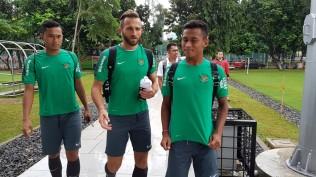 Spasojevic Realistis Soal Target Timnas di Anniversary Cup 2018
