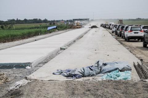 Jalur Tol Batang-Semarang Masih Gratis saat Mudik Lebaran