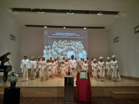 Paduan Suara Indonesia Menangkan Kompetisi Bergengsi di Eropa