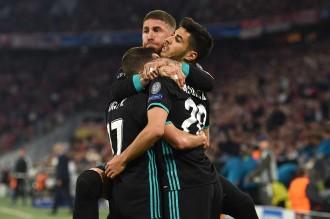 Madrid Menang 2-1, 3 Pemain Muenchen Cedera