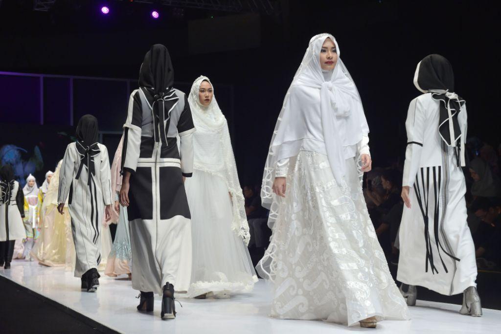 Muslim Fashion Festival Indonesia 2018 - AFP/Adek Berry.