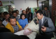 Sehari Setelah Kecelakaan Kondisi Novanto Baik