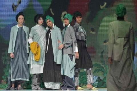 Fesyen Busana Muslim Indonesia Diterima di Semua Negara