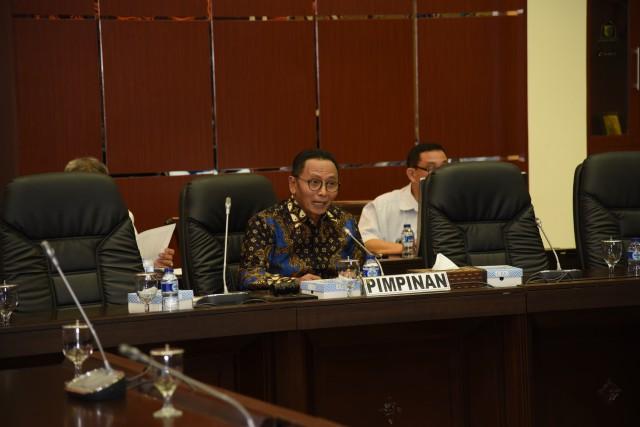 Wakil Ketua Badan Legislasi DPR Totok Daryanto. Foto: Dok. DPR