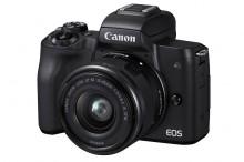 EOS M50, Mirroless Generasi Tebaru Canon