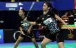 Dua Ganda Putri Indonesia Mulus ke Perempat Final