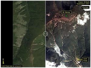 Lokasi Tes Nuklir Hancur setelah Dikabarkan Runtuh