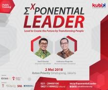 Mengenal <i>Exponential Leader</i>, Tipe Pemimpin yang Dibutuhkan Saat Ini