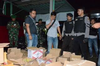 Pemilik Ribuan Botol Miras Hanya Dapat Peringatan dari Polisi