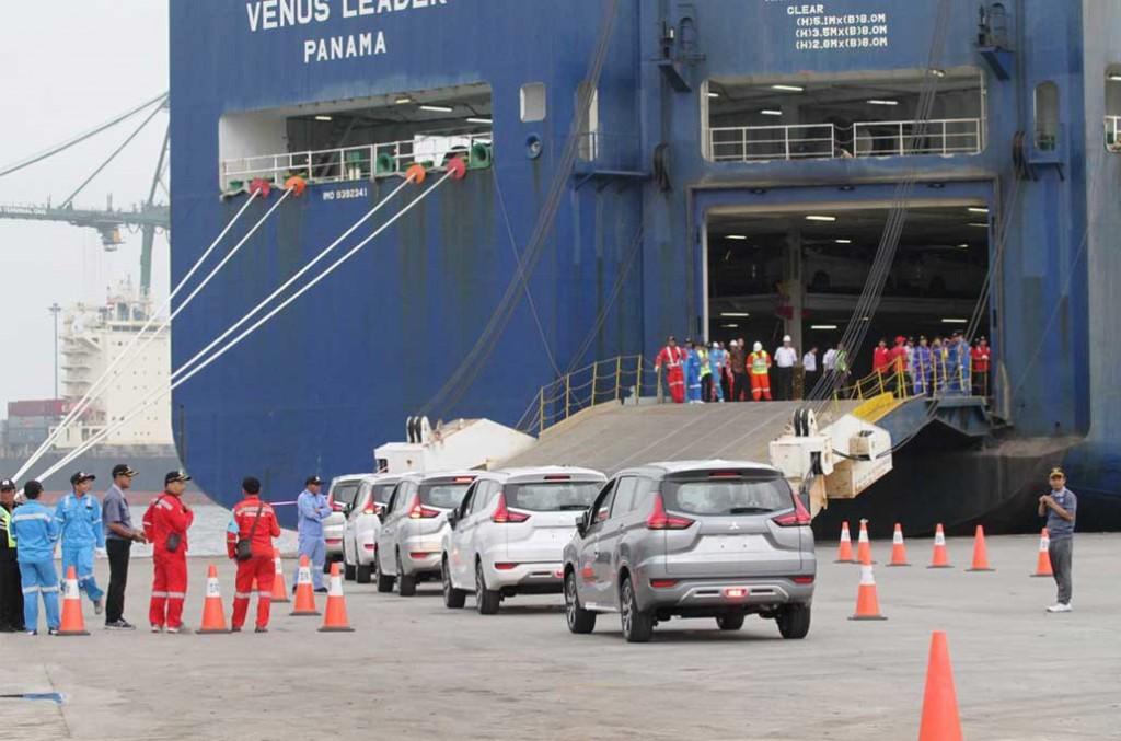 Mitsubishi pasang komitmen besar bantu pertumbuhan ekonomi bangsa. Mitsubishi