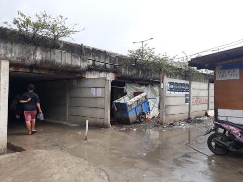 Penghuni Kolong Tol Wiyoto-Wiyono Kebanyakan Pendatang