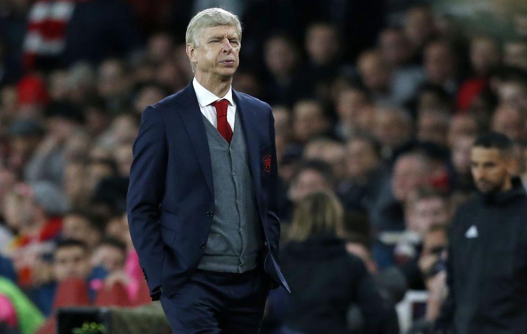 Arsene Wenger (Foto: AFP/Ian Kington)