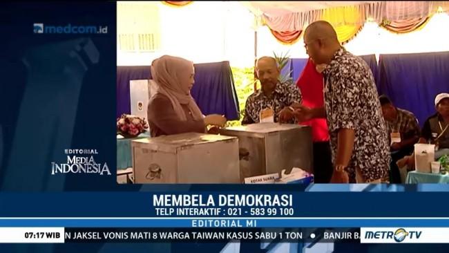 Membela Demokrasi