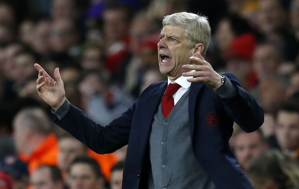 Arsene Wenger (Foto: AFP/Ian Kington)