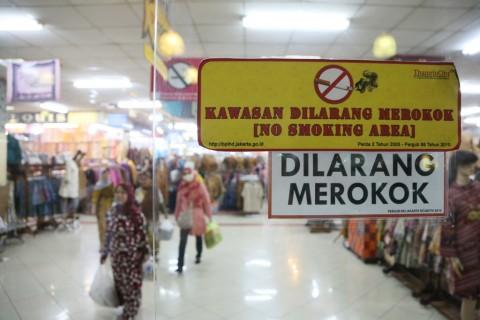 Aturan Kawasan Tanpa Rokok Ancam Pedagang Ritel