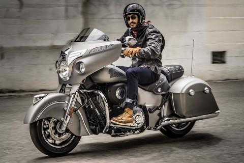 Motor Nyala Sendiri, Indian Motorcycle <i>Recall</i> Ribuan Motor