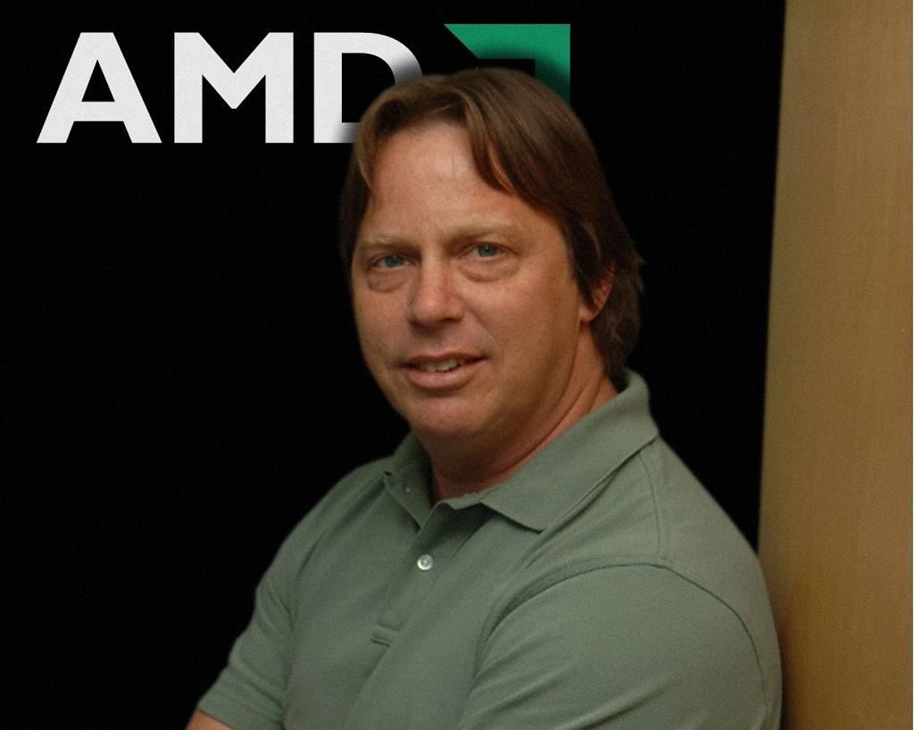 Jim Keller saat masih bergabung di AMD.