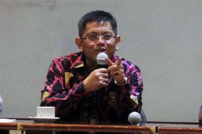 Anggota Dewan Pakar Partai NasDem Taufiqulhadi