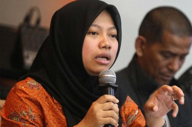 Direktur Eksekutif Perkumpulan untuk Pemilu dan Demokrasi (Perludem) Titi Anggraini - MI/Susanto.