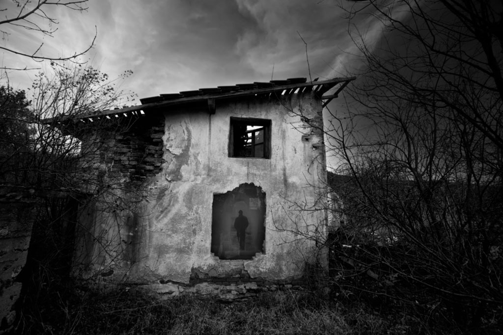 Ilustrasi film horor (Foto: Shutterstock)