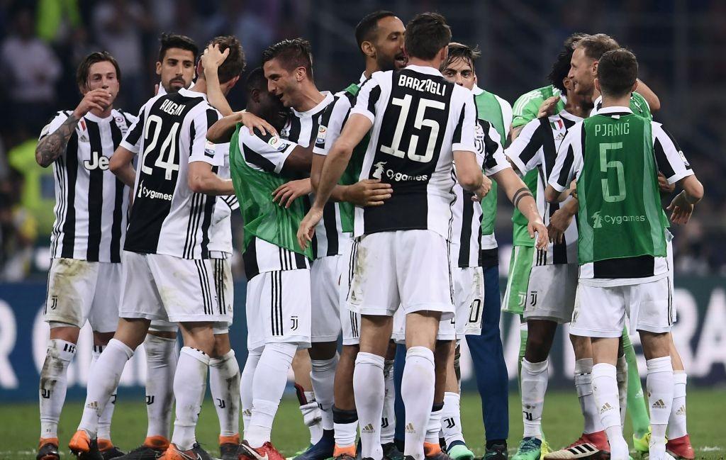 Juventus sukses meraih kemenangan atas Inter Milan (Foto: AFP/Marco Bertorello)