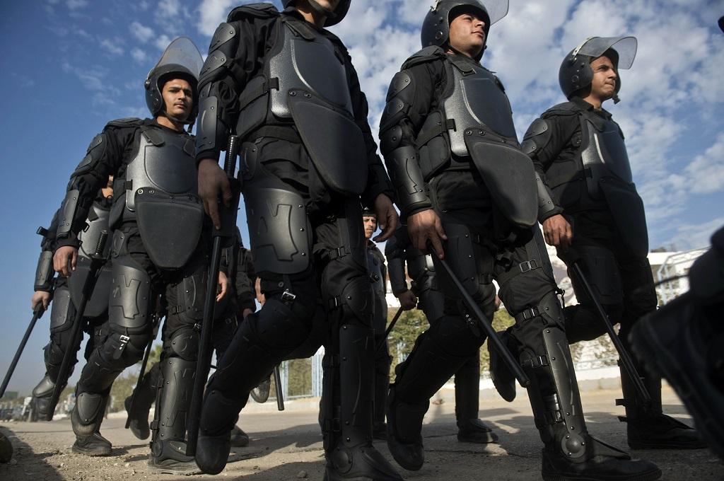 Tuntut Kenaikan Gaji, Polisi Mesir Dijebloskan ke Penjara ...