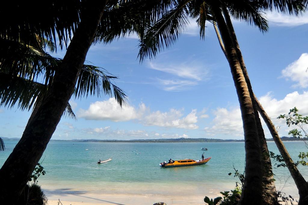 Pesona Pulau Nyang-Nyang