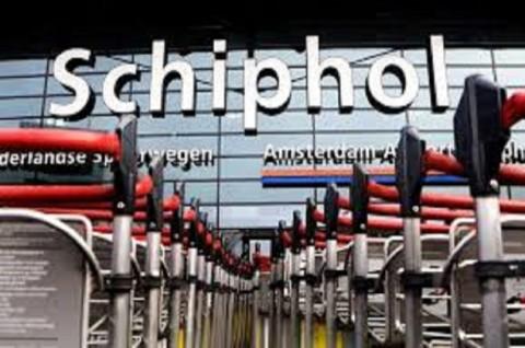 Listrik Padam Hentikan Aktivitas di Bandara Amsterdam