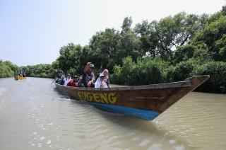 Hutan Kota Surabaya Diharap Berkontribusi untuk Pengobatan