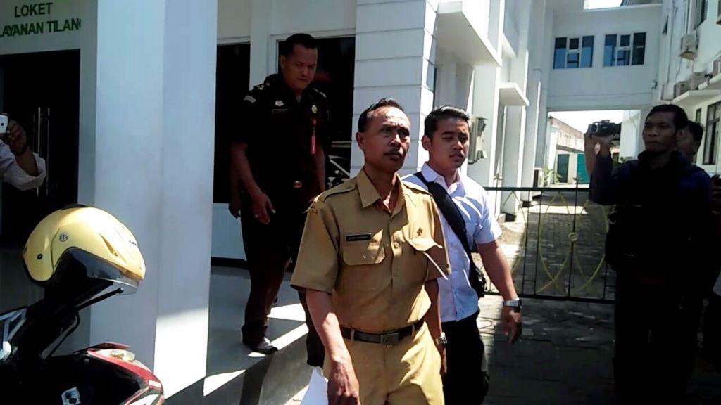 Kepala Desa Wonokupang, Balongbendo Sidoarjo, Heri Suryanto. (Medcom.id/Syaikhul Hadi)