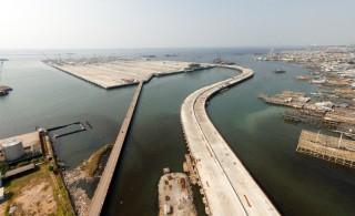 Kementerian PUPR Segera Rampungkan Akses Jalan 33 Pelabuhan Mangkrak