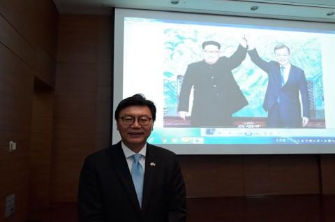 Dua Dubes Korea Berterima Kasih atas Dukungan Indonesia
