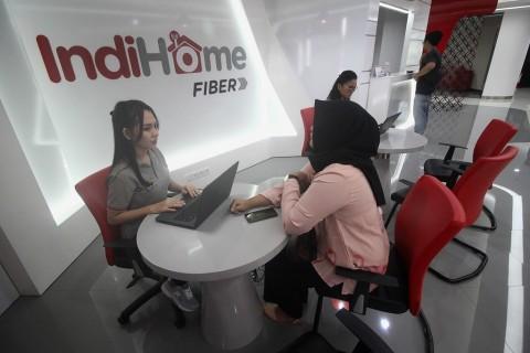 Bisnis Digital Dorong Telkom Bukukan Pendapatan Rp32,3 Triliun