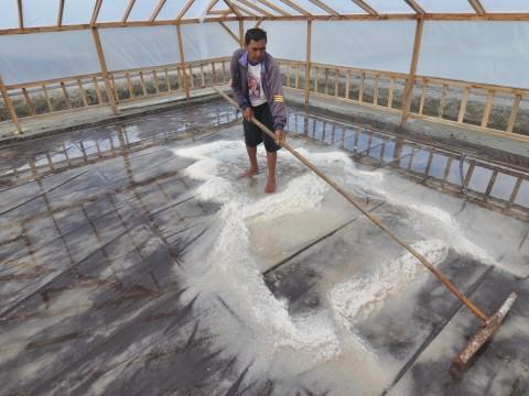Impor Garam Dikhawatirkan Merembes ke Pasar Tradisional