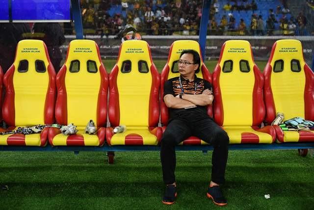 Ong Kim Swee-(AFP)