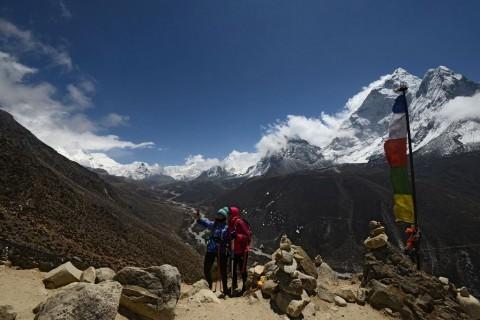 Seorang Pendaki asal Italia Tewas di Nepal
