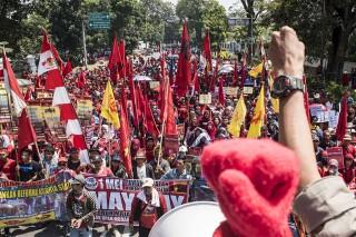 Aksi May Day di Berbagai Daerah