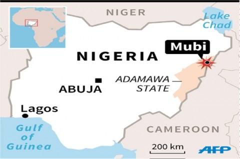 Korban Tewas Ledakan Ganda di Nigeria Jadi 60 Orang