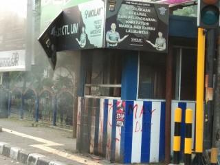 69 Orang Ditangkap dalam Aksi May Day di Yogyakarta