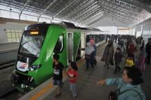 KA Bandara Minangkabau Dioperasikan